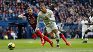 Kylian Mbappe Caen PSG Ligue 1 02032019