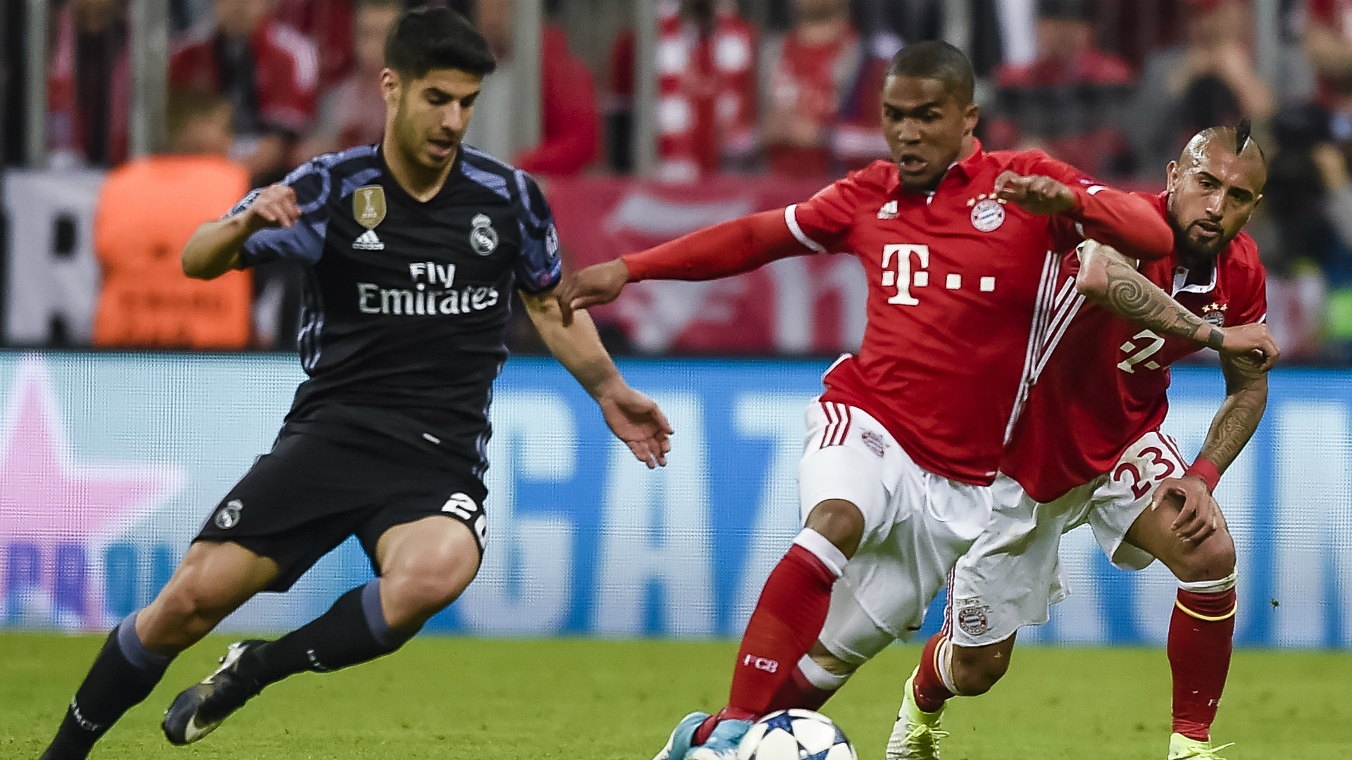 Isco podría perderse la vuelta ante el Bayern Munich