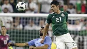 Jesús Ángulo Selección mexicana 070918