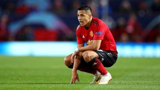Alexis Sanchez Manchester United 02102018