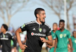 Abbubaker Mobara scores for Orlando Pirates