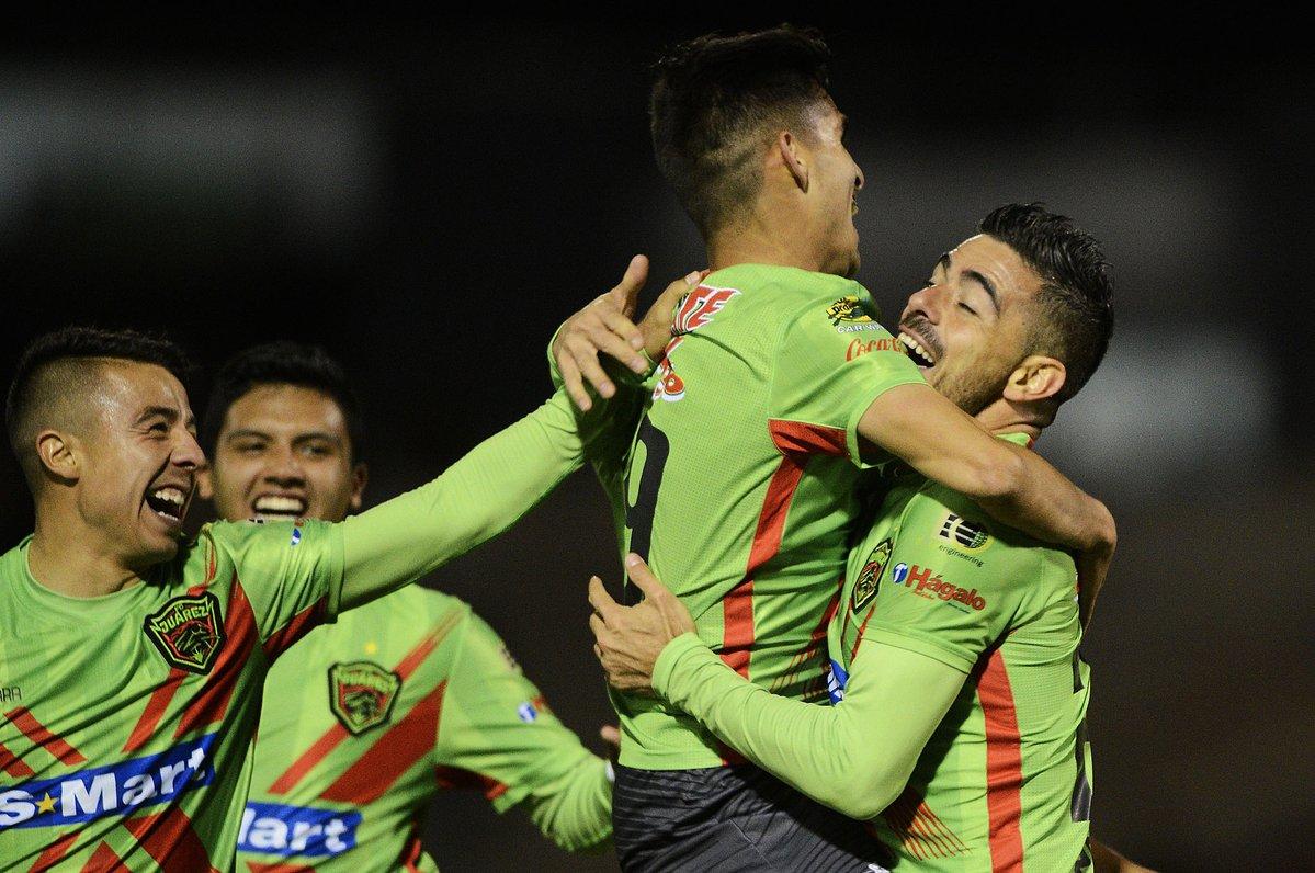 Alebrijes, primer finalista del Ascenso MX en el Apertura 2017