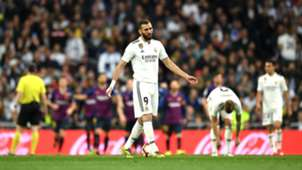 Karim Benzema Real Madrid Barcelona LaLiga 03022019