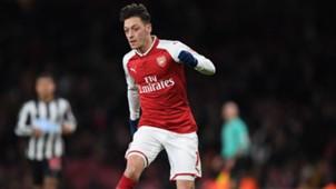 Mesut Özil FC Arsenal 16122017