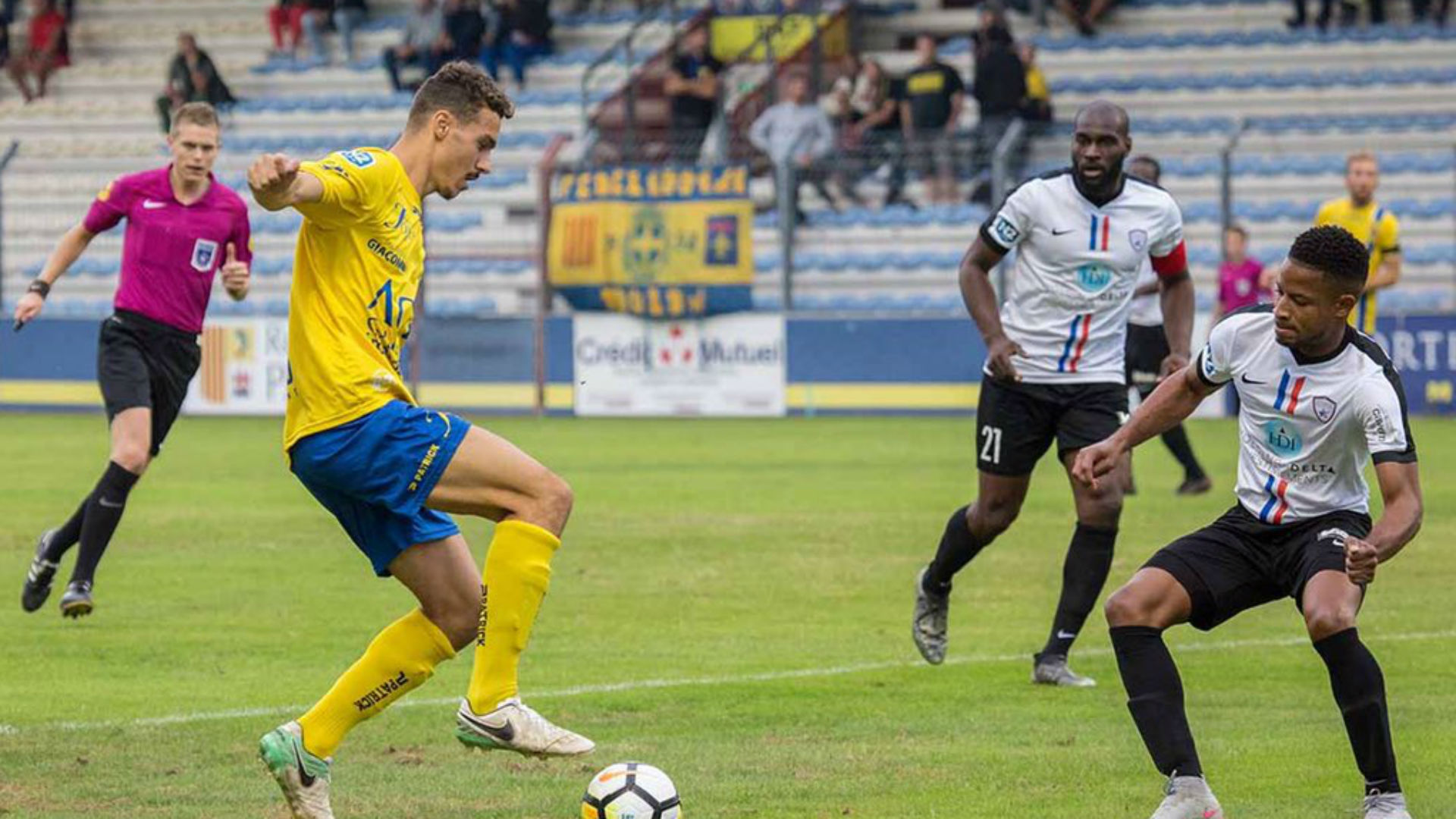 Dylan Fontani Toulon