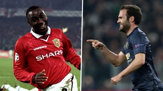 Andy Cole, Juan Mata
