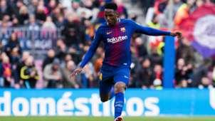 Yerry Mina Barcelona Getafe LaLiga