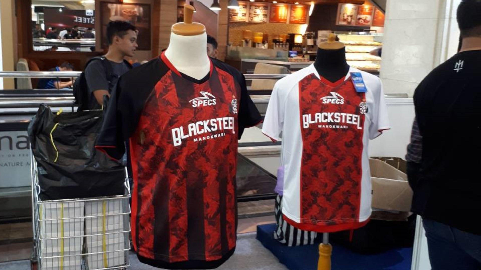 Black Stell Manokwari FC