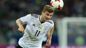 Timo Werner Germany Confederations Cup 2017
