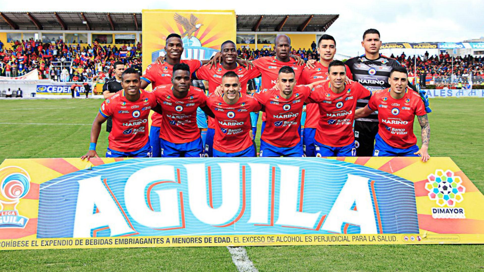 Deportivo Pasto Liga Águila 2019-I