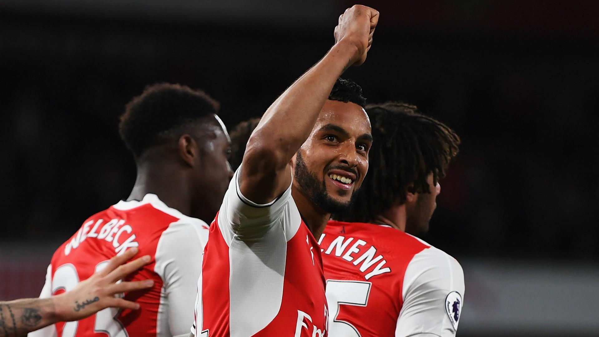 Theo Walcott Arsenal Premier League