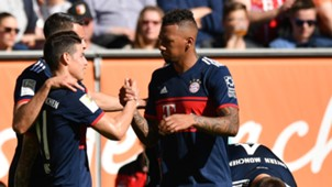 FC Bayern München James Boateng Saison 2017/18