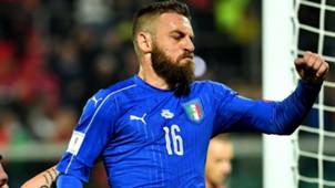 Daniele De Rossi Italy Albania