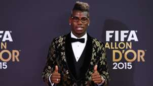 Paul Pogba FIFA Ballon d'Or 2015
