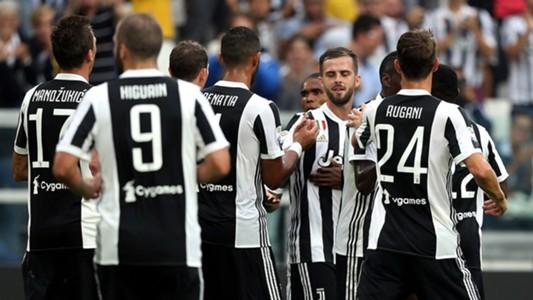 Miralem Pjanic, Juventus, Serie A, 09092017