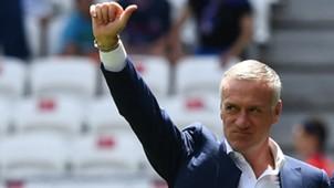 Didier Deschamps Frankreich Irland 06262016
