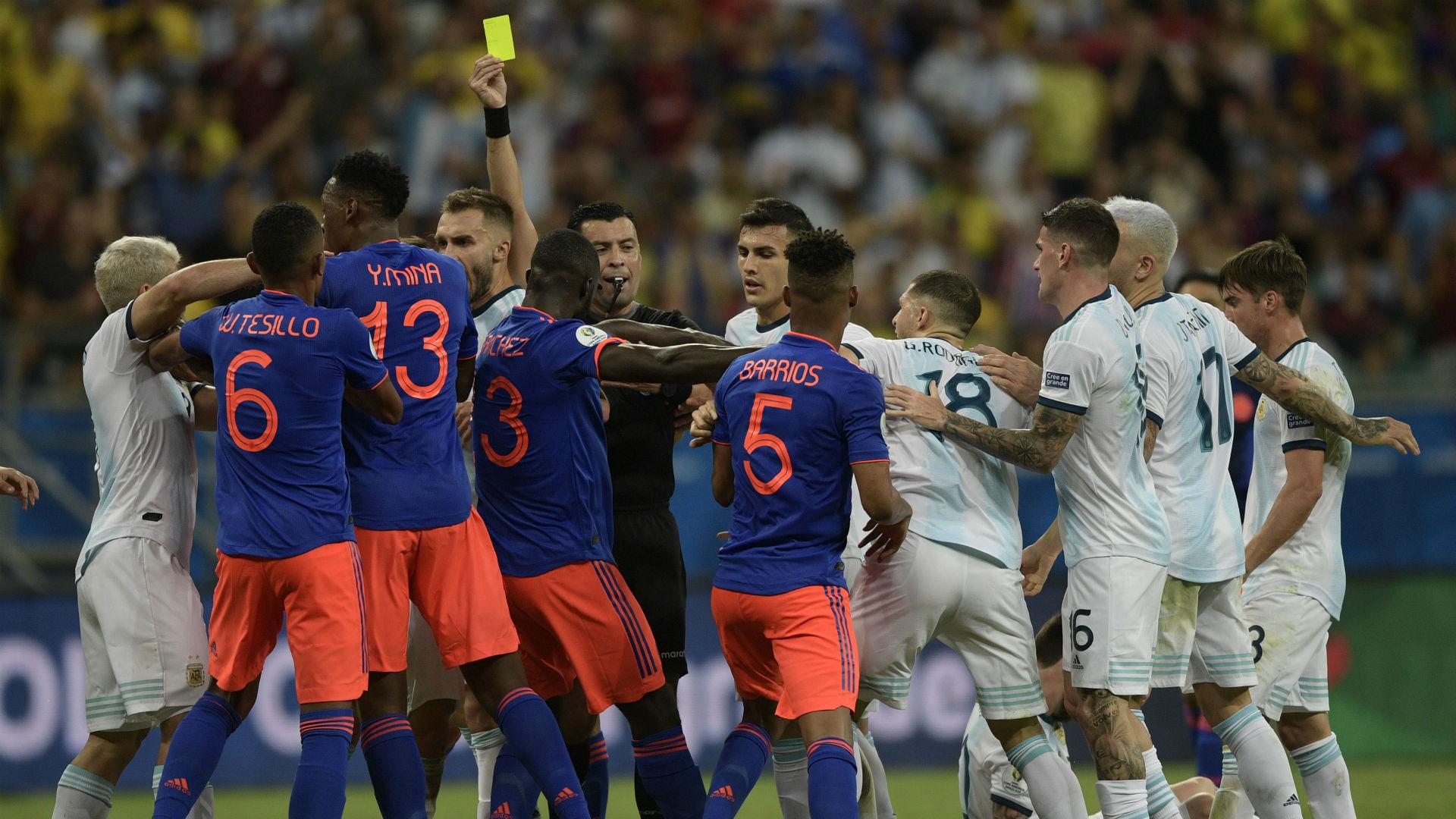 Argentina Colombia Copa America 2019