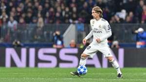 Luka Modric CSKA Moscu Real Madrid UCL 02102018