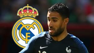 Nabil Fekir France Real Madrid