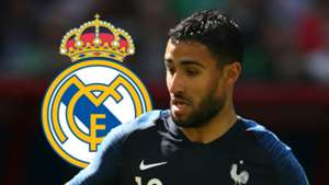 Nabil Fekir France Real Madrid