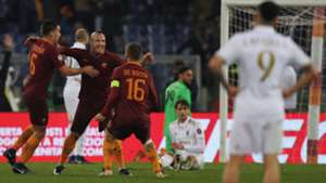Radja Nainggolan Roma Milan Serie A