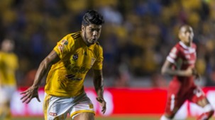 Jair Díaz Tigres Liga MX Apertura 2018