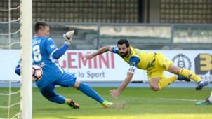 Sergio Pellissier Chievo Empoli Serie A 2017/03/12