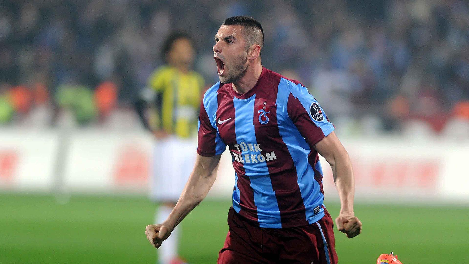 Burak Yilmaz Trabzonspor Fenerbahce