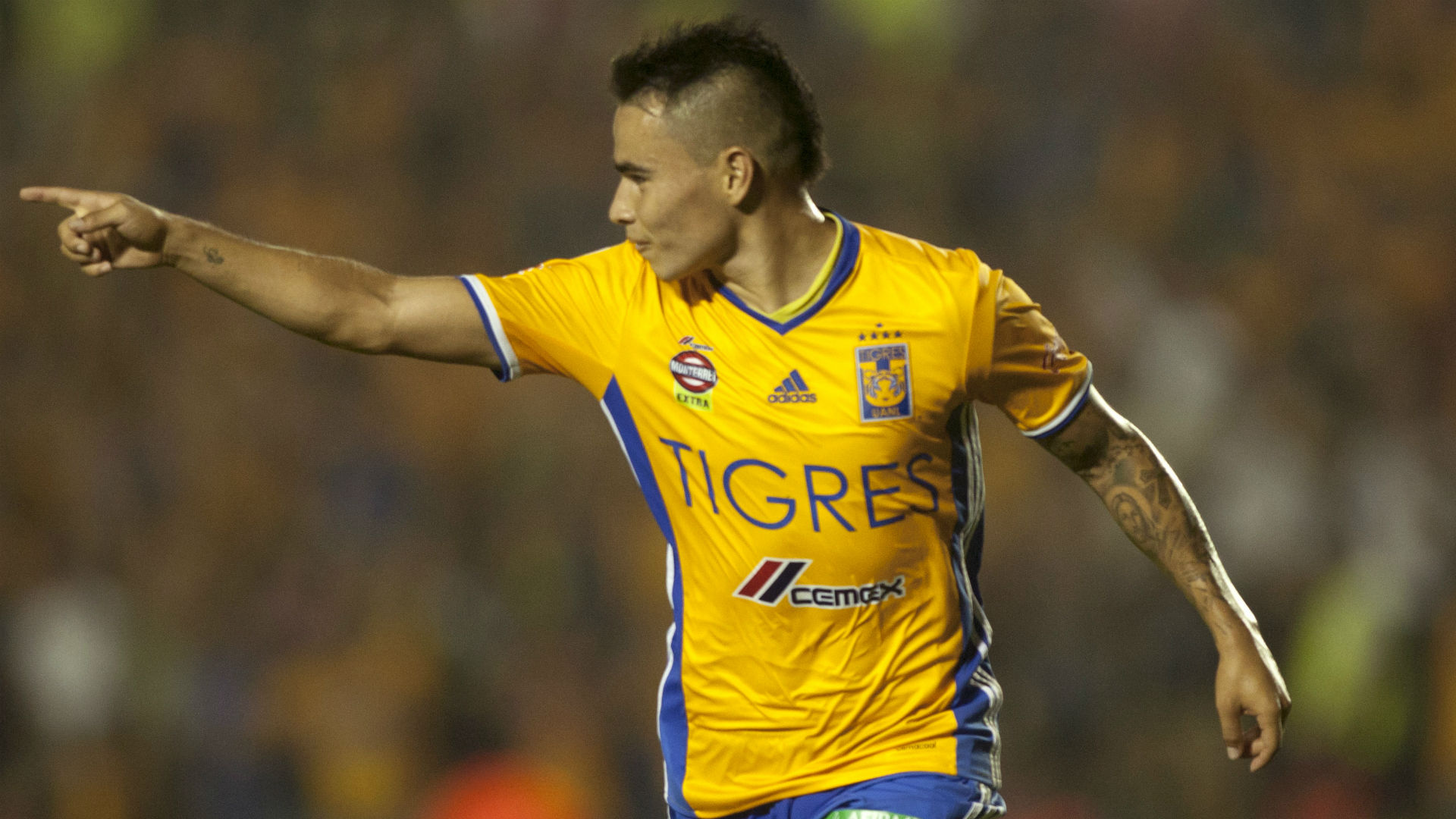 Lucas Zelarayán semifinal Clausura 2017