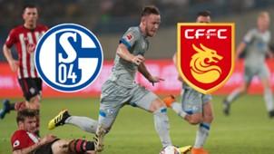 Schalke 04 Hebei Fortune LIVE-STREAM DAZN