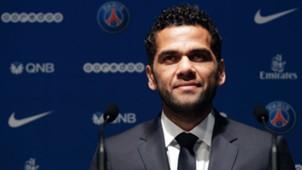 Daniel Alves PSG Paris Saint Germain Ligue 1