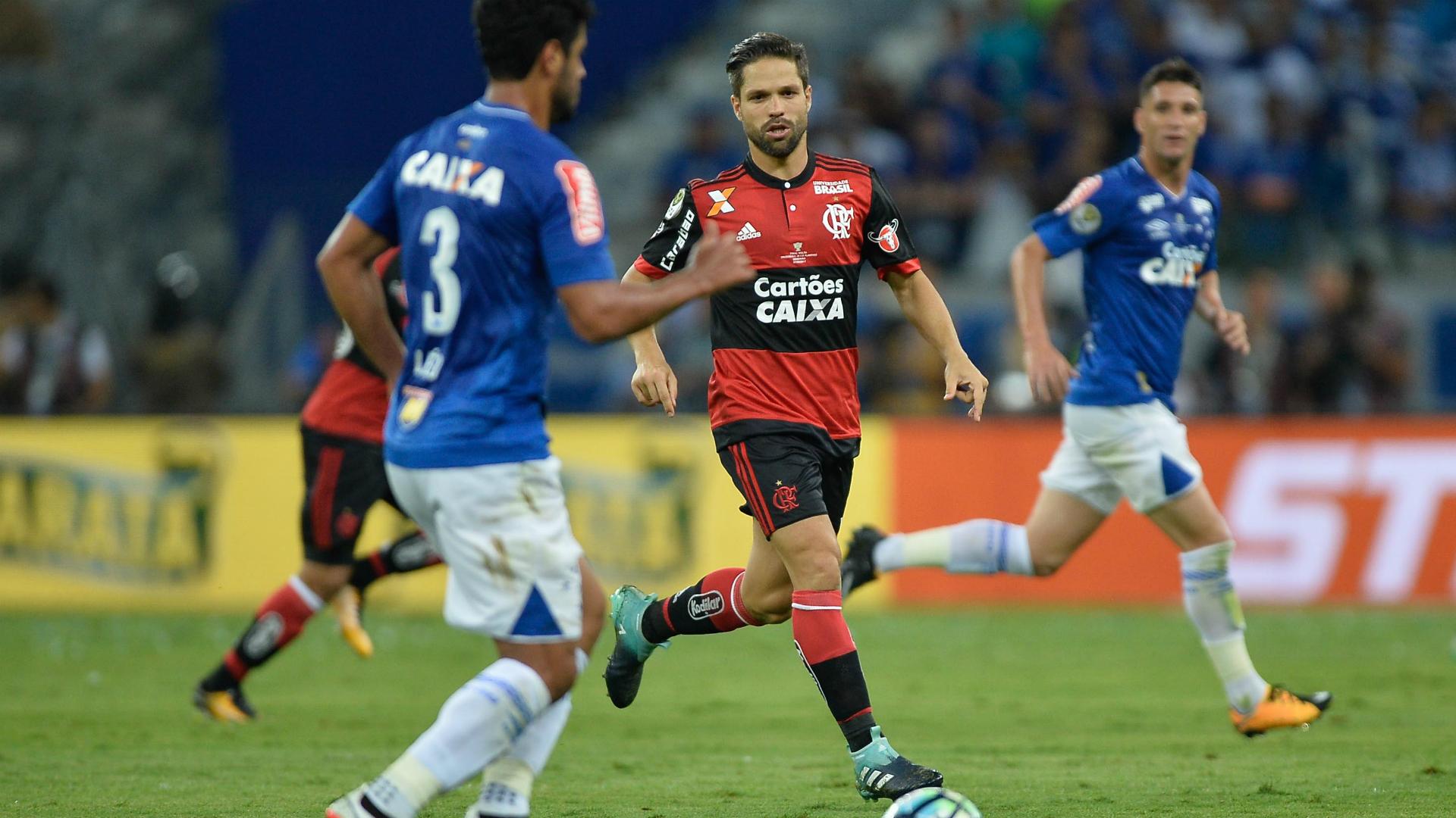 Diego Léo I Flamengo Cruzeiro I 27 09 17