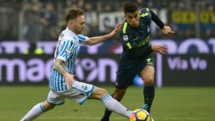 Joao Cancelo SPAL Inter Serie A