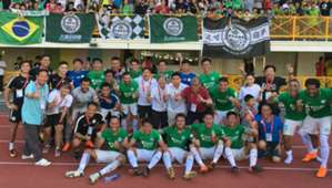 Hong Kong Premier League, Tai Po 2:1 won over Pegasus.
