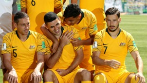 Arzani/Rogic Socceroos