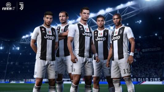 Fifa  Ronaldo Juventus
