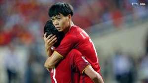 Nguyen Cong Phuong Que Ngoc Hai Vietnam AFF Cup 2018