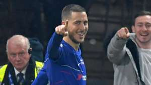 Eden Hazard Chelsea West Ham