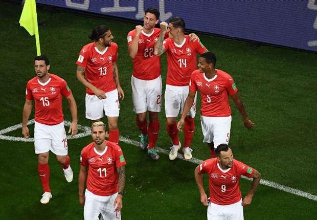 Prévia de Sérvia 1 - 2 Suíça em 22 06 18 - Copa do Mundo - Goal.com 619f7a0b23996