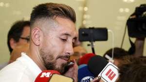 Héctor Herrera Atlético Madrid