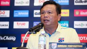 Sirisak Yodyadthai Thailand King's Cup 2019