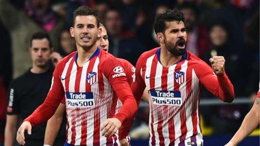 Diego Costa Atletico Madrid La Liga 24112018