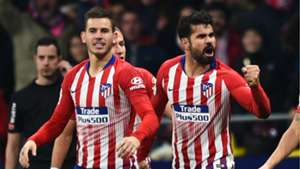 Diego Costa Atletico Madrid La Liga 24112018