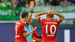 Arjen Robben FC Bayern München 20102018