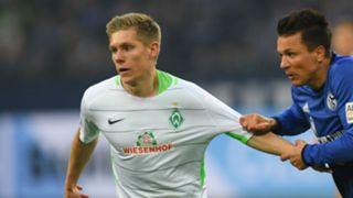 Aron Johannsson Werder Bremen Schalke