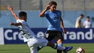 Juan Manuel Boselli Uruguay Sub 20