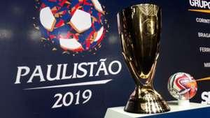 Troféu - Taça - Paulistão 2019 - Campeonato Paulista - Sorteio - 23/10/2018