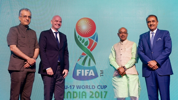 FIFA U-17 World Cup India 2017 Logo