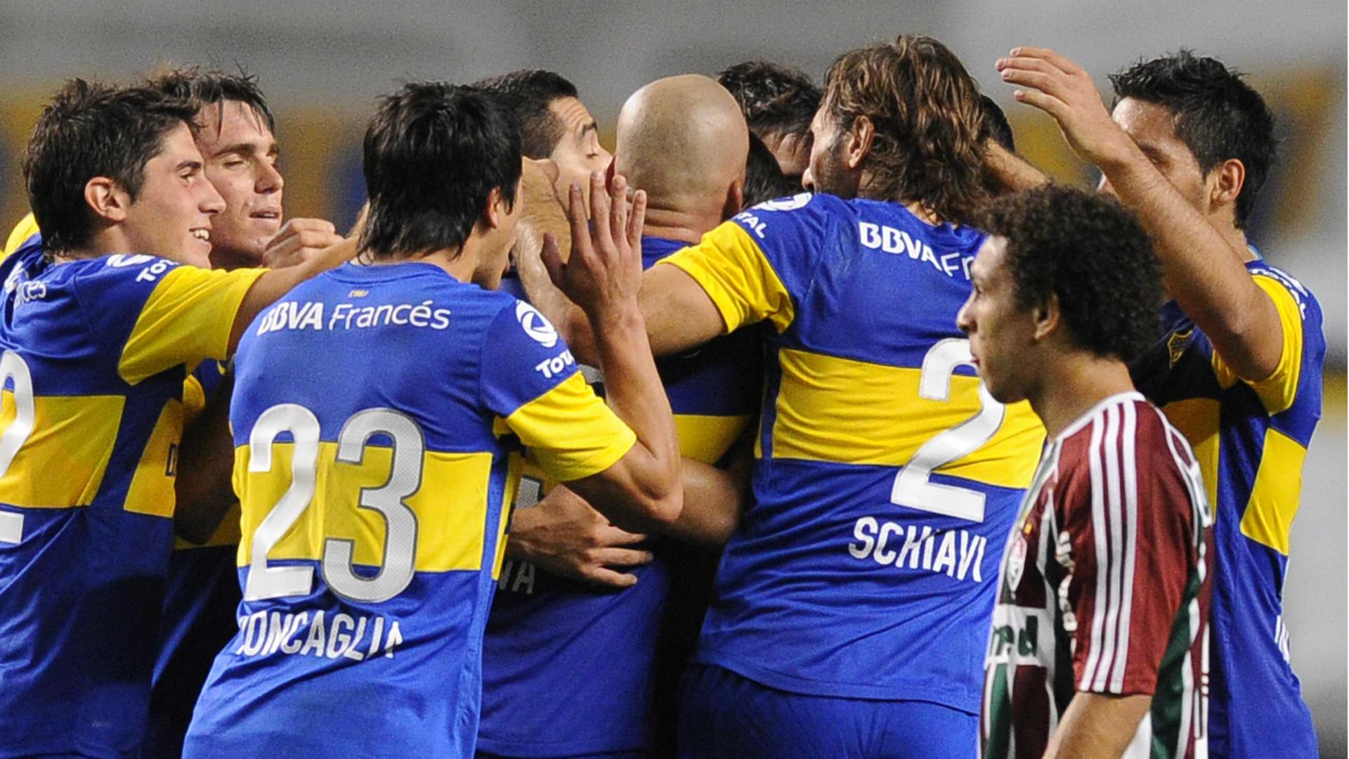 Fluminense x Boca Juniors Libertadores 2012