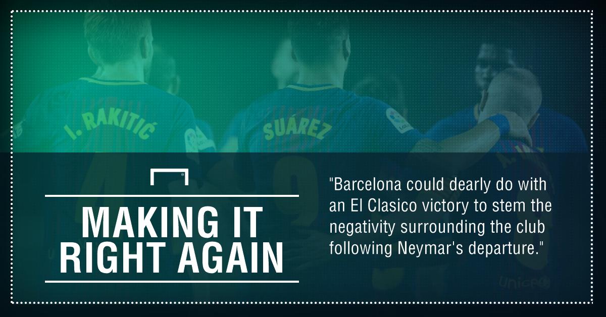 GFX Barcelona Real Madrid betting